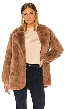 Luna Fur Coat HEARTLOOM $370