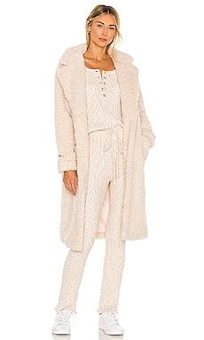 Laria Faux Fur Coat HEARTLOOM $74