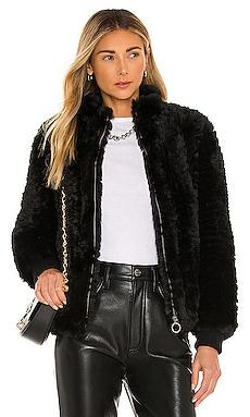 Lima Fur Jacket HEARTLOOM $159