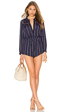 Esme Romper in Stripes