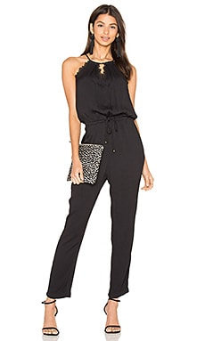 Sora Jumpsuit in Black