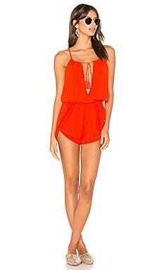 Molly Romper in Vixen