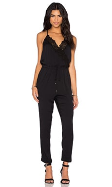heartLoom Keap Jumpsuit in Black