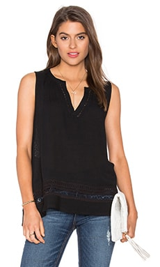 Elina Top in Black