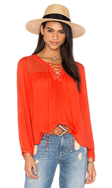 Lima Top in Flame