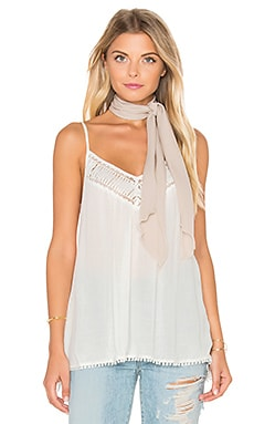 Mila Top in Eggshell