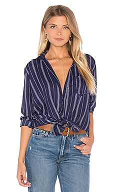 Eva Top in Stripes