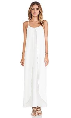 Helena Quinn Isla Maxi Dress in White