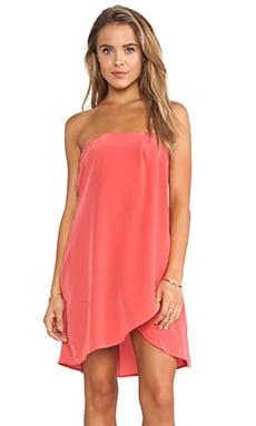 Helena Quinn Karin Mini Dress in Pink