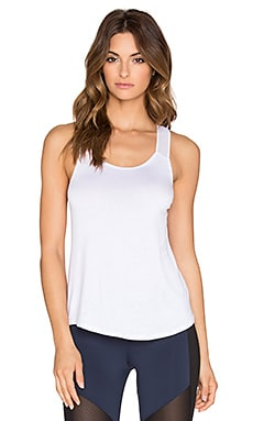Heroine Sport Gym Tank in White