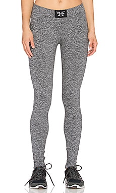 Heroine Sport Performance Legging in Heather Grey