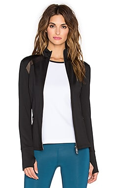 Heroine Sport Studio Jacket in Black