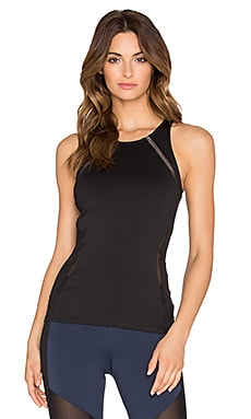 Heroine Sport Studio Tank in Black