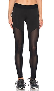 Heroine Sport Racing Legging in Black