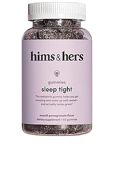 Hims & Hers Sleep Tight Gummies hers $16