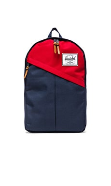 Herschel Supply Co. Parker Backpack in Navy & Red