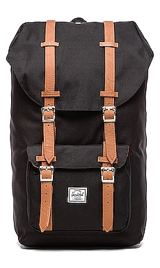 Herschel Supply Co. Little America en Noir