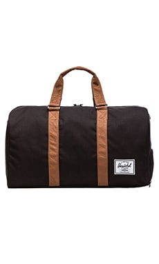 Herschel Supply Co. Novel in Black
