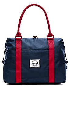 Herschel Supply Co. Strand Duffle in Navy and Red