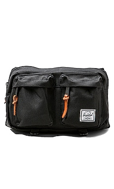 Herschel Supply Co. Eighteen Pack en Noir