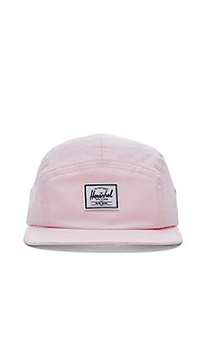 Herschel Supply Co. Glendale Cap in Washed Pink