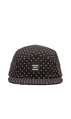 Herschel Supply Co. Glendale in Black & White Polka Dot