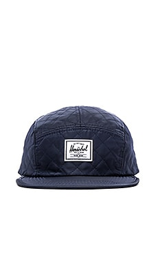Herschel Supply Co. Glendale Classic Quilted in Navy