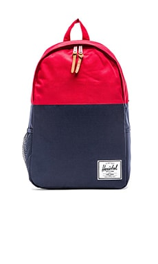 Herschel Supply Co. Jasper Backpack in Navy & Red