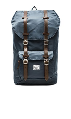 Herschel Supply Co. Nylon Collection Little America in Navy