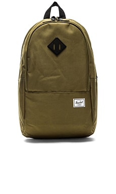 Herschel Supply Co. Nelson in Army & Black Rubber