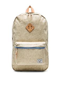 Herschel Supply Co. Hemp Collection Heritage in Natural