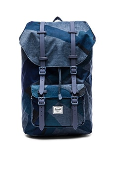 Herschel Supply Co. Little America in Navy Portal