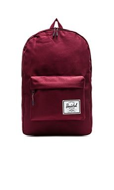 Herschel Supply Co. Classic in Windsor Wine
