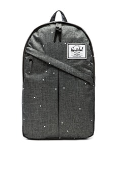 Herschel Supply Co. Parker in Scatter Charcoal