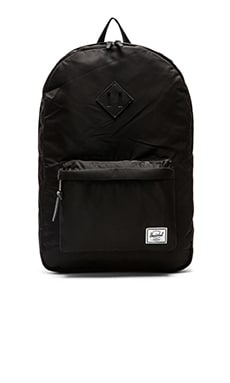 Herschel Supply Co. Nylon Collection Heritage in Black