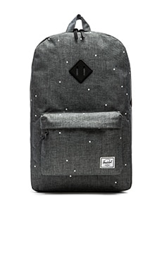 Herschel Supply Co. Heritage in Scattered Charcoal