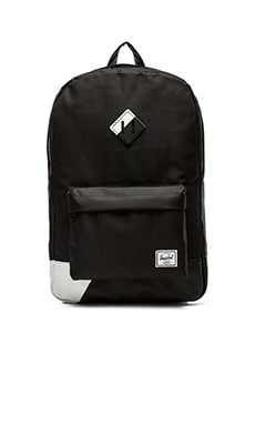 Herschel Supply Co. Heritage in Black & White