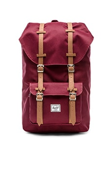 Herschel Supply Co. Little America in Windsor Wine & Tan