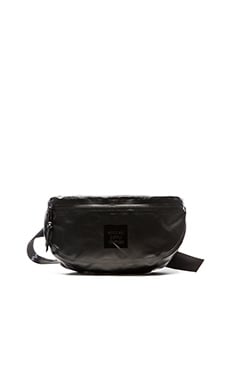 Herschel Supply Co. Studio Collection Sixteen in Black Tarpaulin