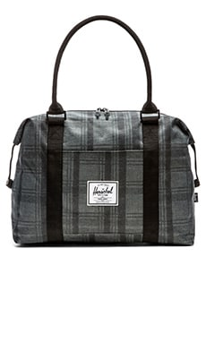 Herschel Supply Co. Strand in Plaid & Black
