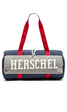 Herschel Supply Co. Hounds Sutton Mid in Navy & Red