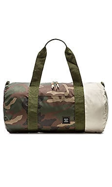 Herschel Supply Co. Studio Collection Sutton Mid in Woodland Camo