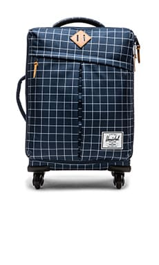 Herschel Supply Co. Highland Carry-On in Navy Window Pane