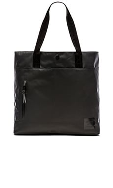 Herschel Supply Co. Studio Collection Alexander in Black Tarpaulin