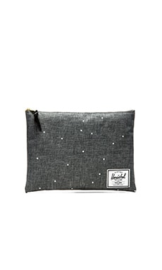 PORTEFEUILLE NETWORK POUCH XL