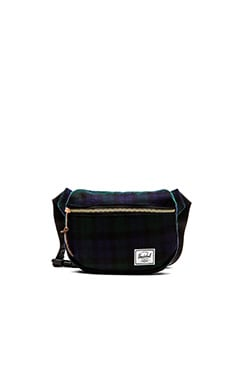 Herschel Supply Co. Select Series Fifteen in Black Watch Plaid