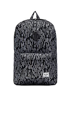 Herschel Supply Co. Heritage in Black & White Rain Camo