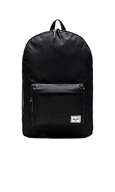 Herschel Supply Co. Heritage Quilted in Black
