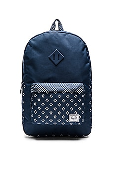 Herschel Supply Co. Heritage in Division & Navy