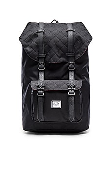 Herschel Supply Co. Little America Quilted in Black